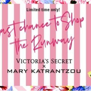 Victoria's Secret Intimates & Sleepwear - Victoria's Secret X Mary Katrantzou Bra 36DD